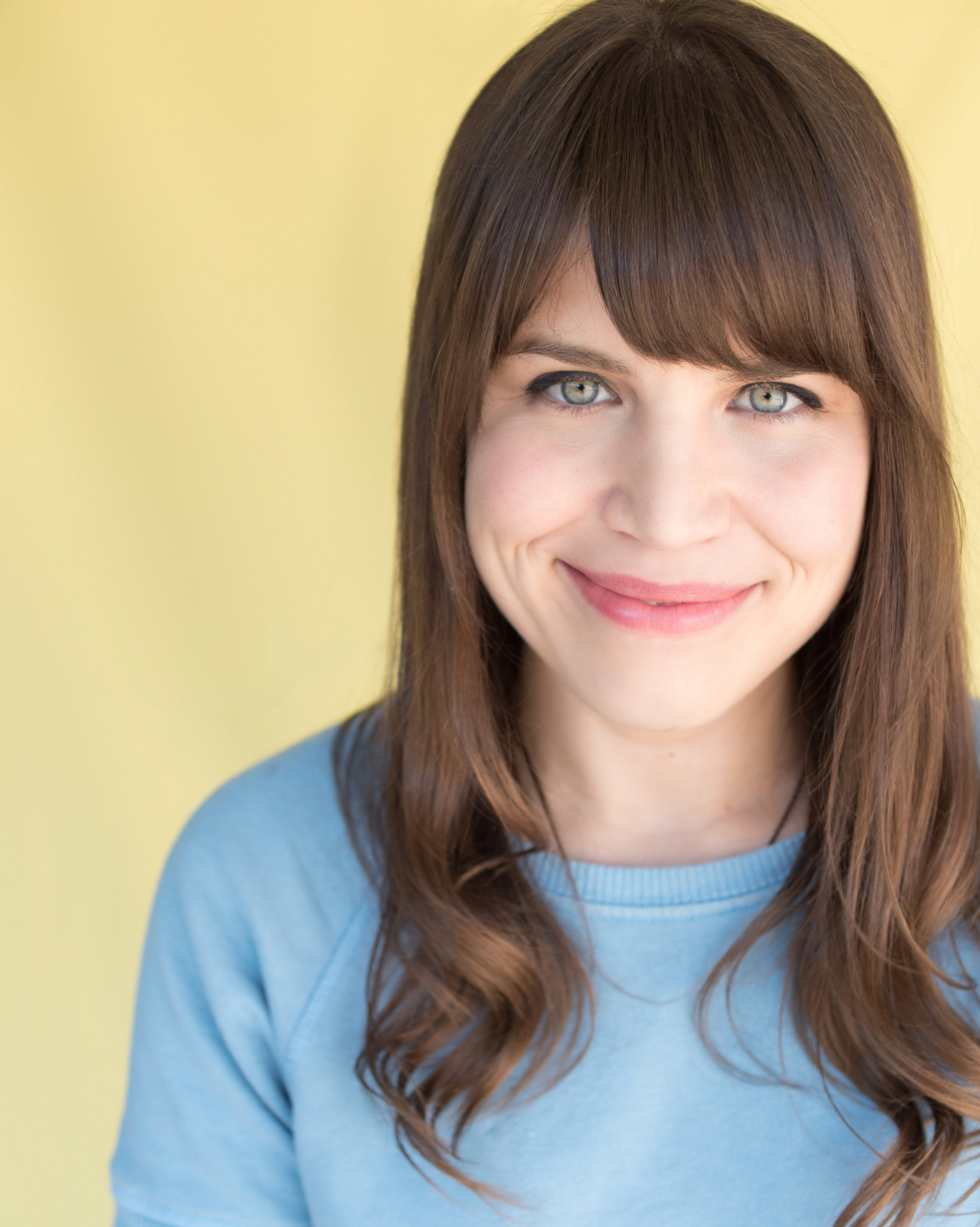 Marissa Strickland - Marissa Strickland is a writer/actress from Los Angeles, CA. She does weekly shows at the Upright Citizens Brigade Theatre and performed in the 2017 ABC Discovers: Talent Showcase. Her screen credits include: ABC's Black-ish, ABC's Happy Endings, Adult Swim's Newsreaders, Hulu's Betch, Go90's Drive Share and a bunch of commercials.Also, she has a weird dad who inspired this series.