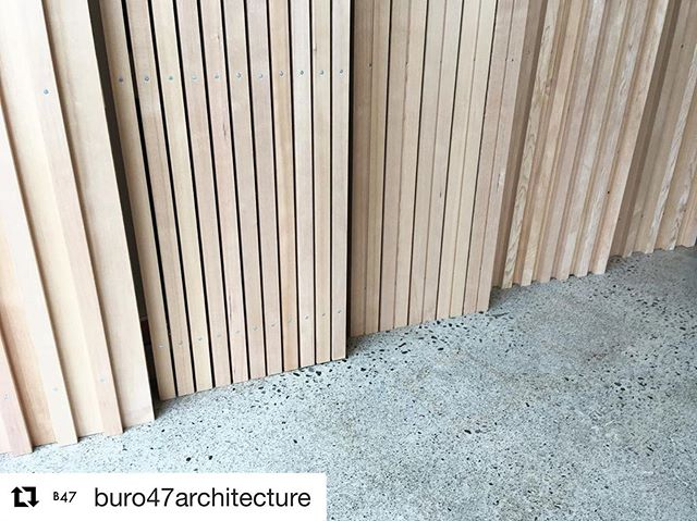       Cladding Mockups       We love the collaborative process, no matter what role we play in it! We prepped some basic components for @buro47architecture a few weeks ago, and its awesome to see how a few simple sticks can transform into something bigger. The whole is greater than the sum of it's parts, so they say... . . . . . #madeinbc #comaking #architecture #design #studio #designer #entrepreneur#entrepreneurship#startup #digitalfabrication#5axis #cnc#productdesign #furnituredesign#furniture # #minimalism #minimalist #minimal #contemporary #contemporarydesign #collaboration #collaborative#woodworking #maker #craft #wood #interiordesign #pnw