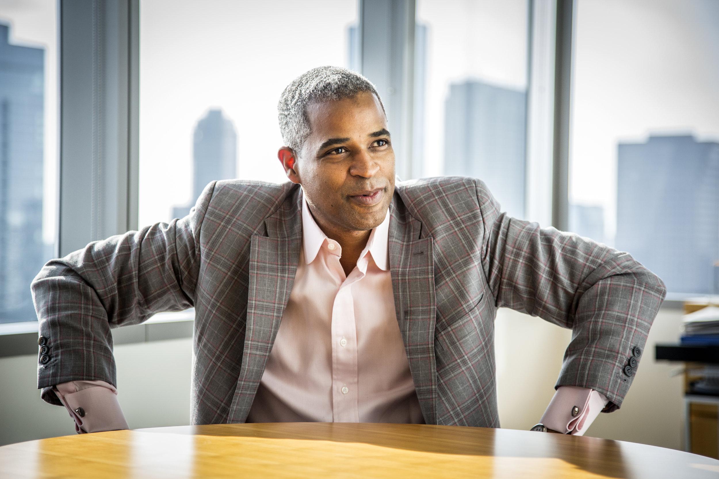 Martin Nesbitt - Obama Foundation Board Chair