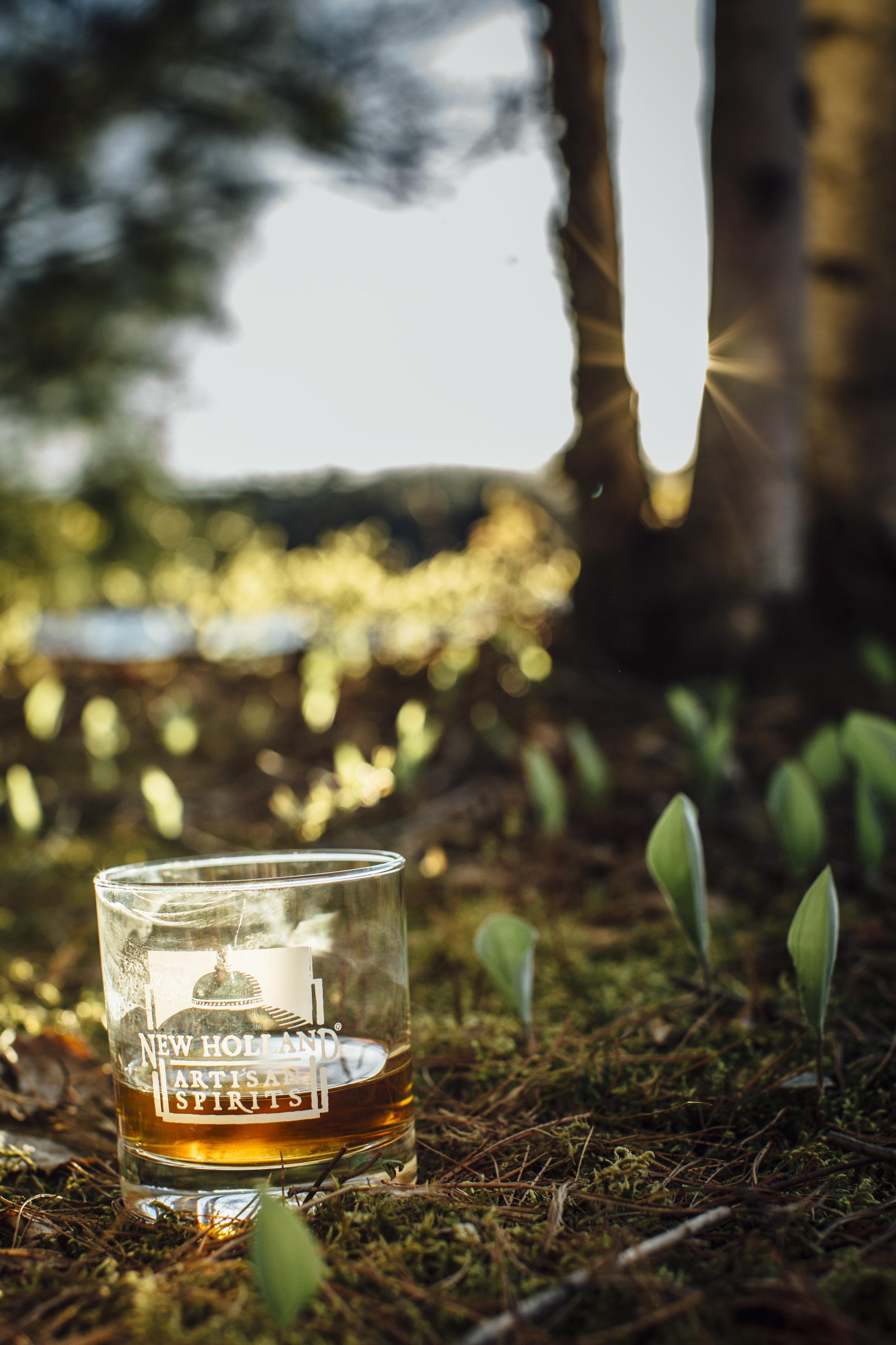Agency: Black Lab Five / Client: New Holland Artisan Spirits