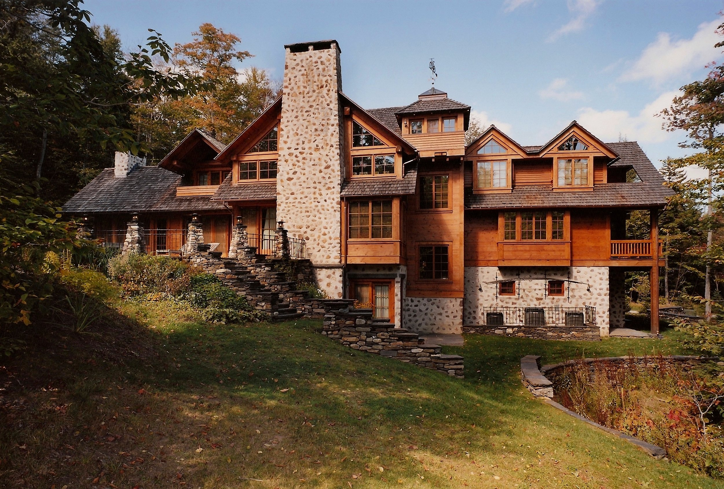 The Mountain House -