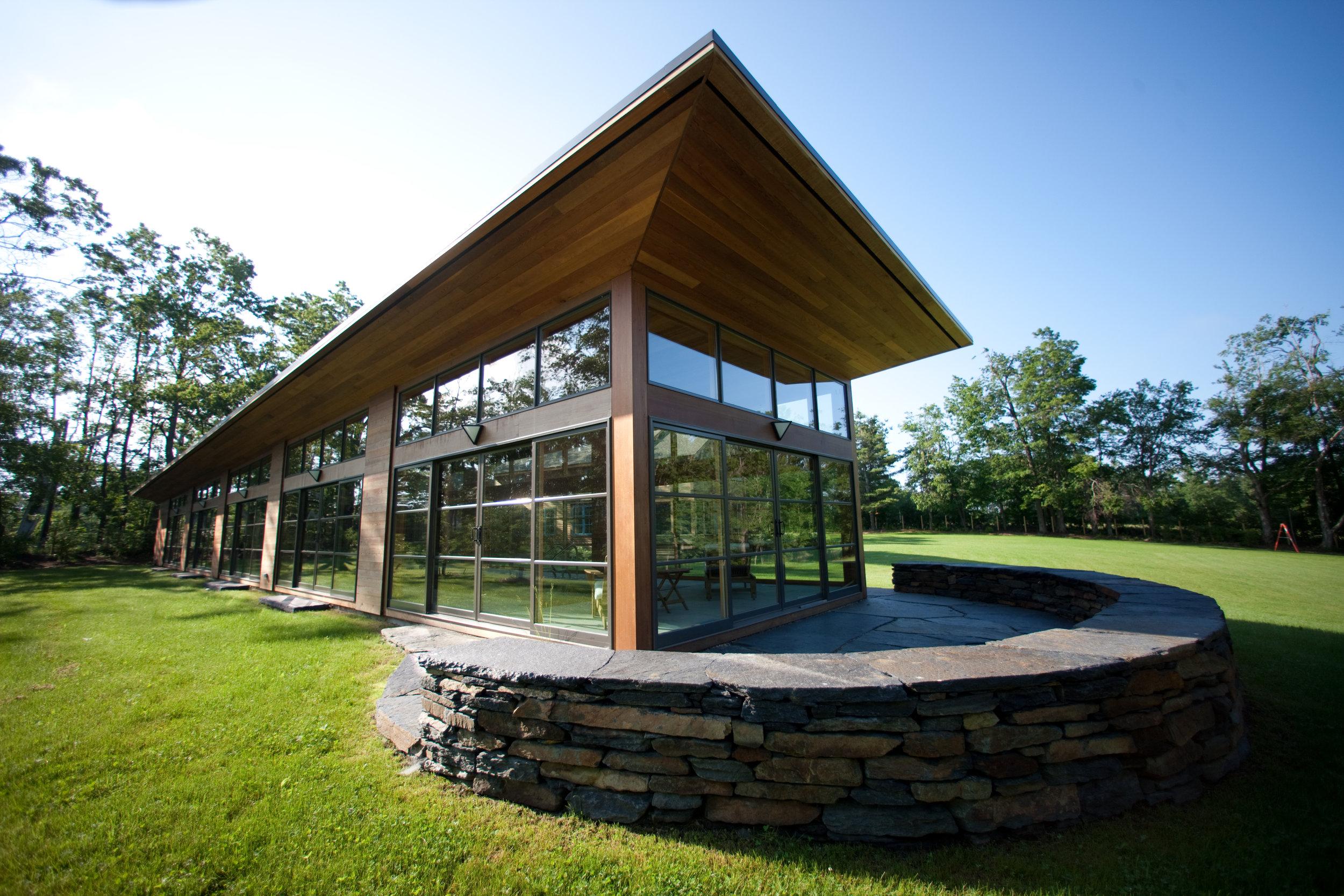 Heath Pool House -
