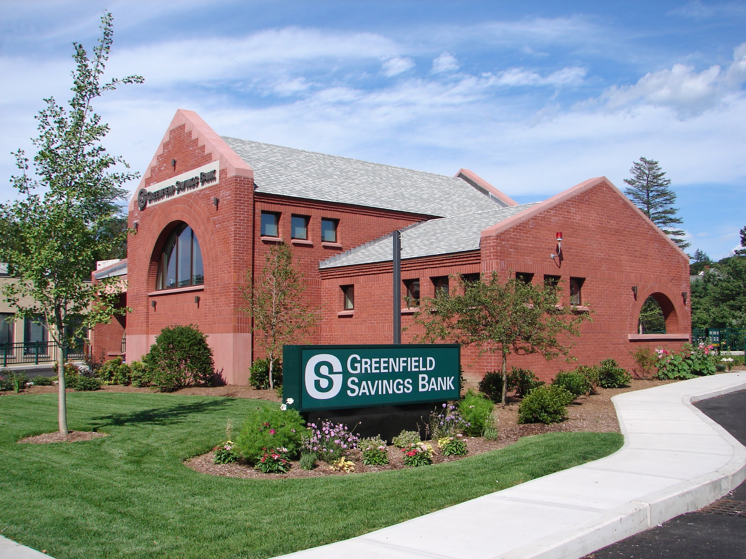 Greenfield Savings Bank Drive-Thru