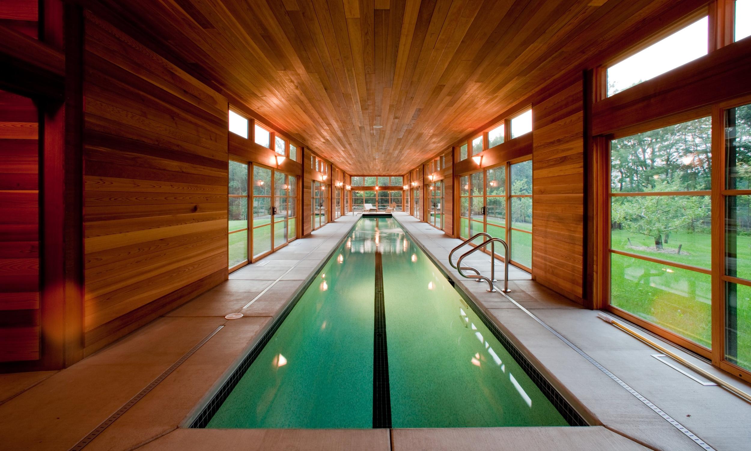 The Heath Pool House