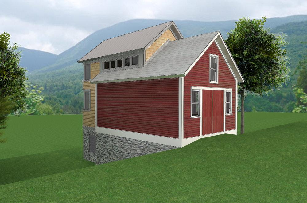 Blacksmith Cottage -