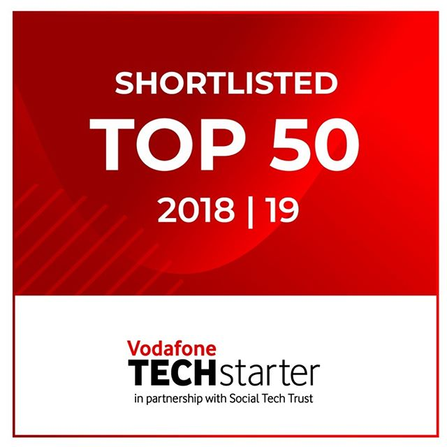 Rlabs / Zlto - thrilled to be selected as #VodafoneTechstarter Top 50 #socialinnovation venture, putting the spotlight on #UKtech that can make a difference. Thanks @vodafoneUKbiz and @socialtechtrust #StartSomethingGood vodafone.uk/techstarter of Vodafone's 50 Techstarters!