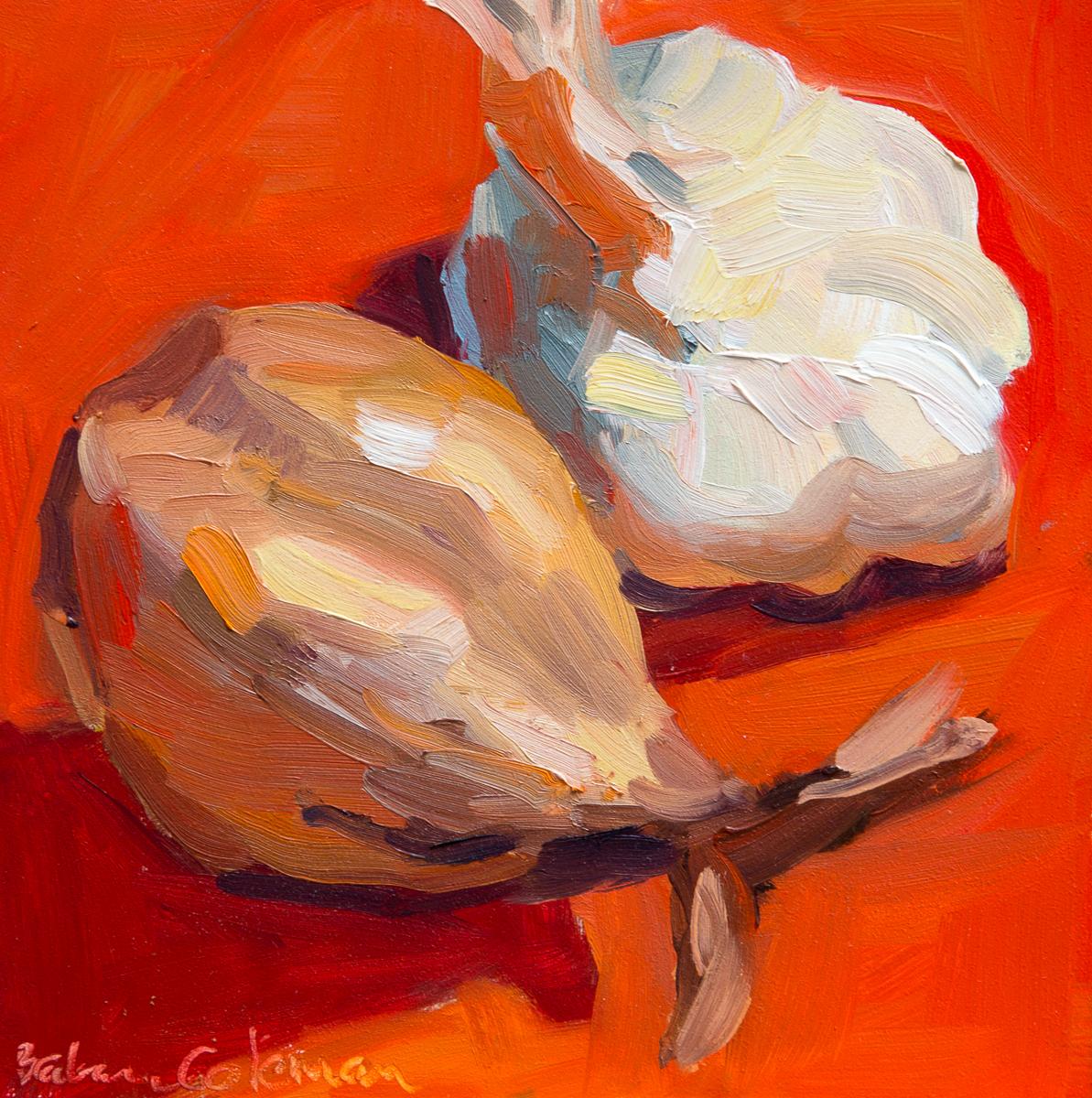 Garlic and Shallot-Red