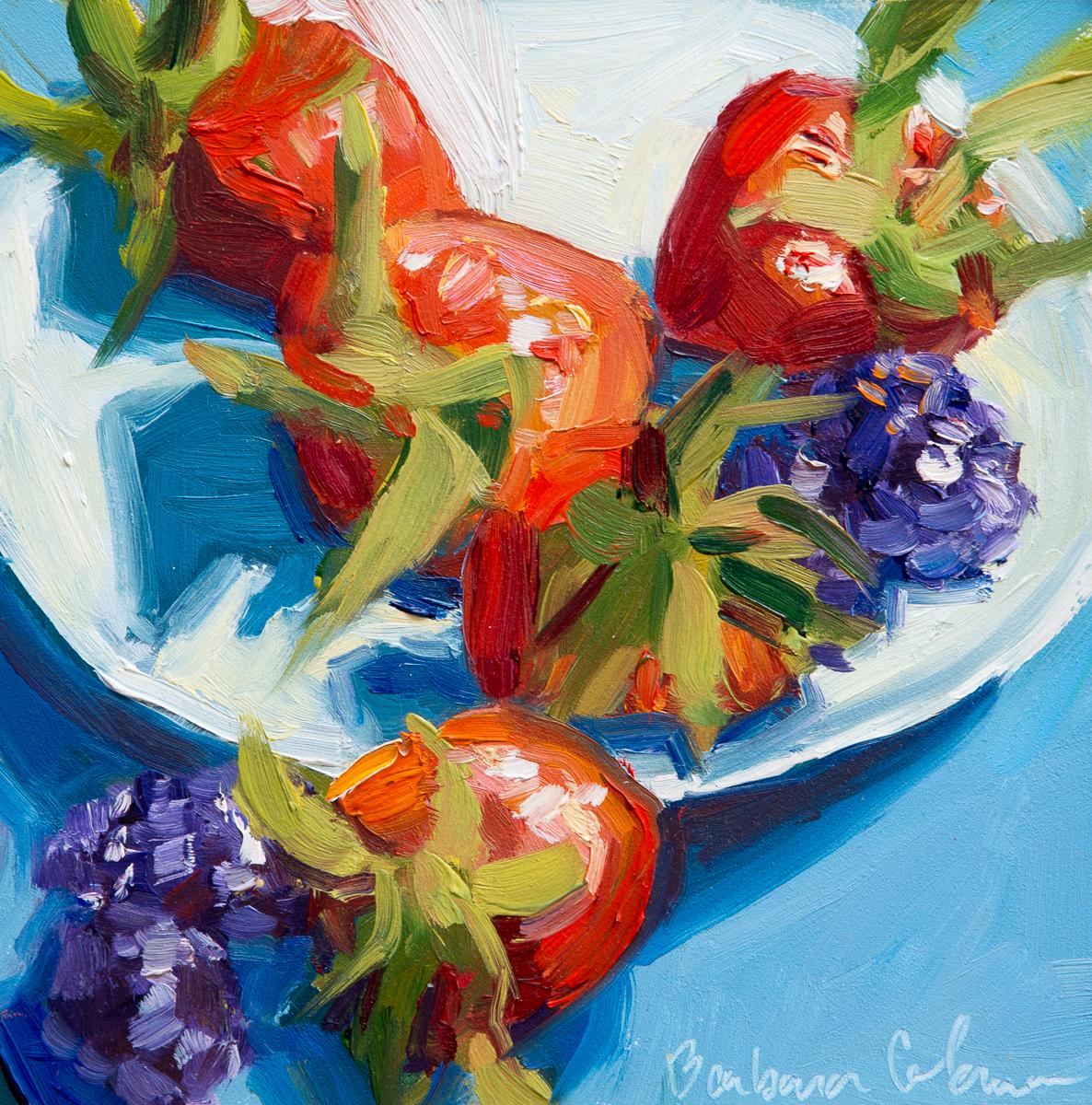 Strawberry Morning