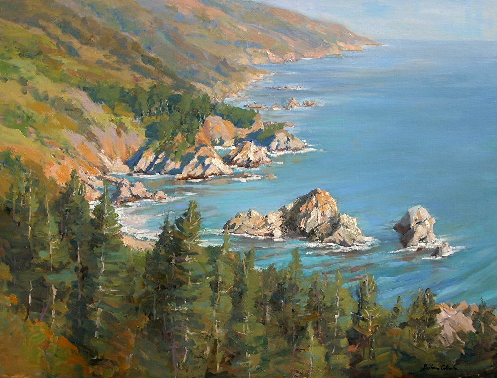Afternoon at the Coast_30x40_2013_L.jpg
