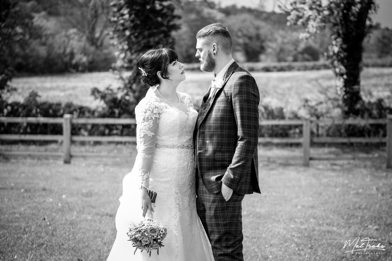 White Hart Wedding, Alftreton