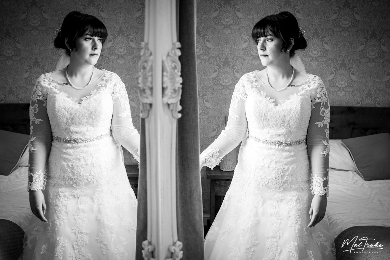 White Hart Inn- Alfreton Wedding