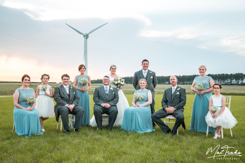 Nottingham Farm Wedding