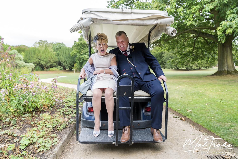 Chatsworth House Wedding, Derbyshire