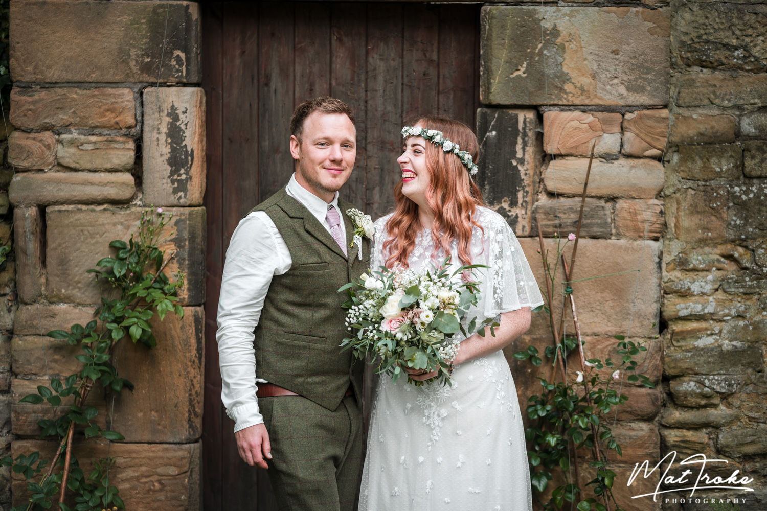 Dronfield Hall Barn Wedding Photographer - Mat Troke Photography