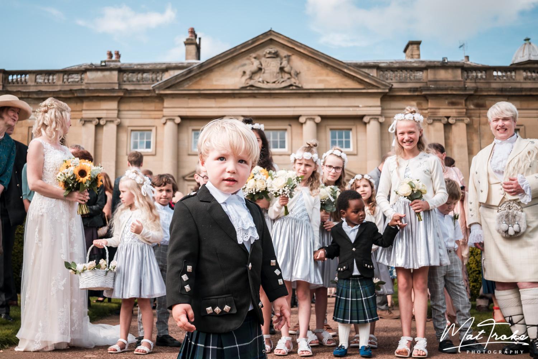 Wortley Hall Wedding - Sheffield
