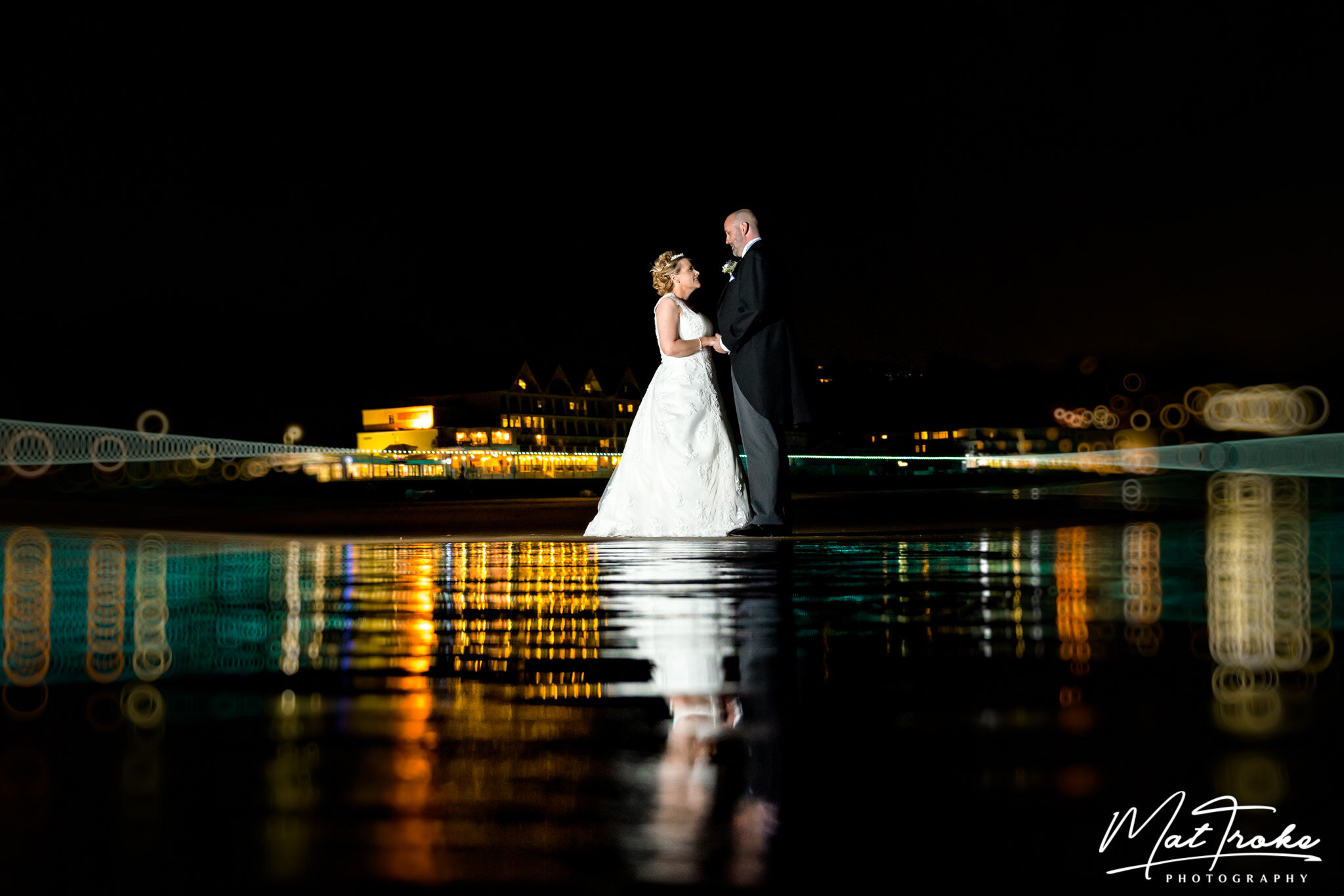 ST Brelades Bay Wedding, Jersey