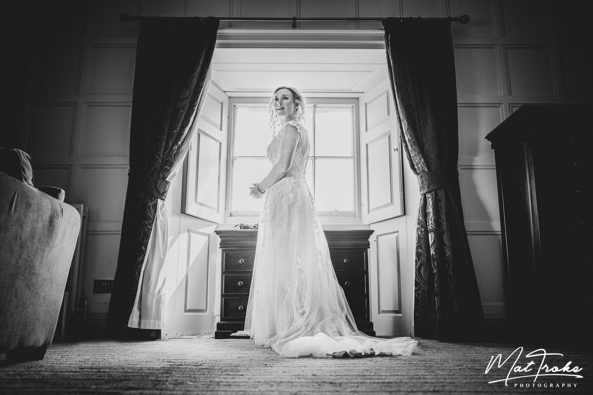 Wortley Hall Wedding, Sheffield, S.Yorks