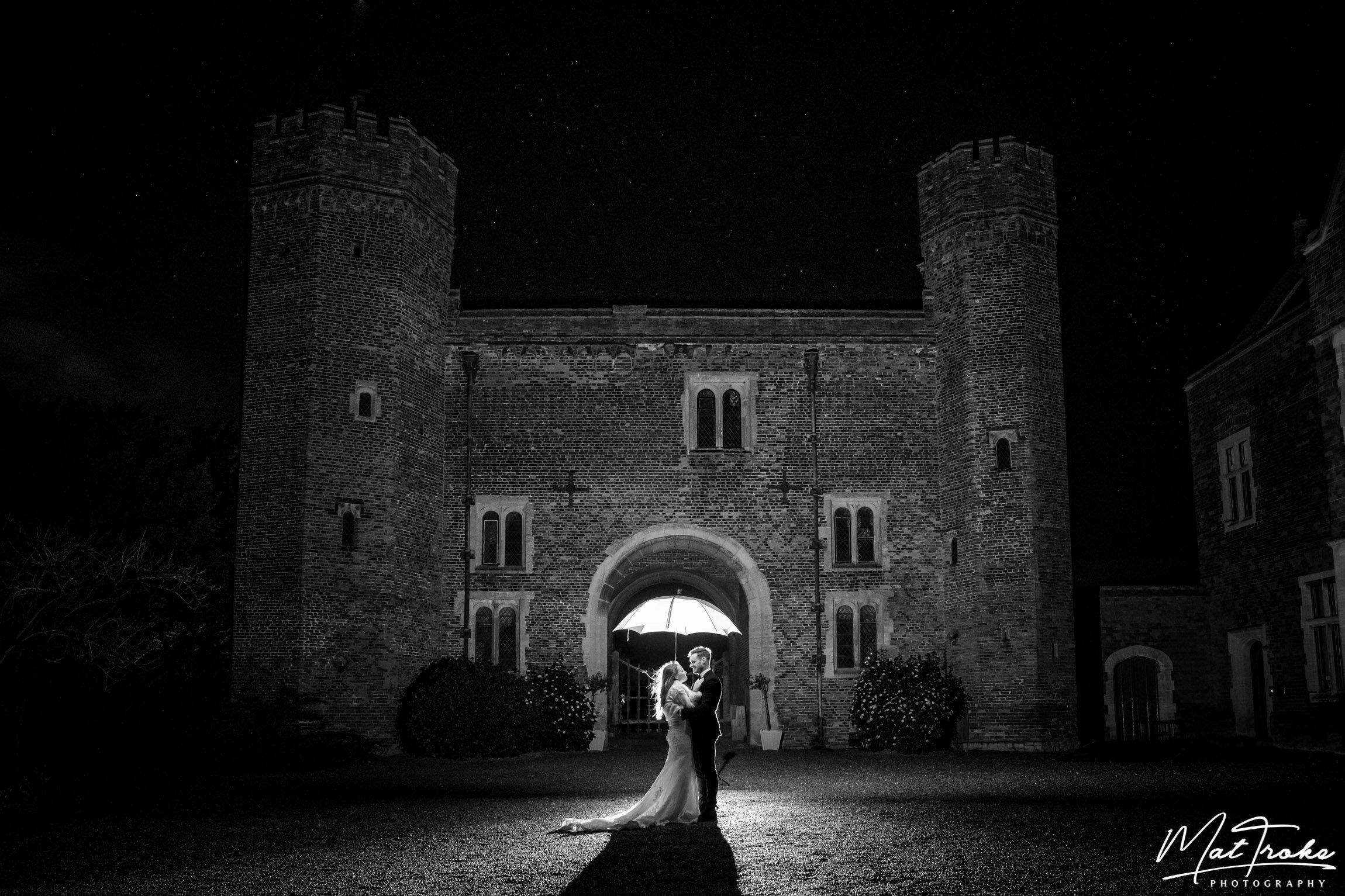 Hodstock Priory - Nottingham Wedding