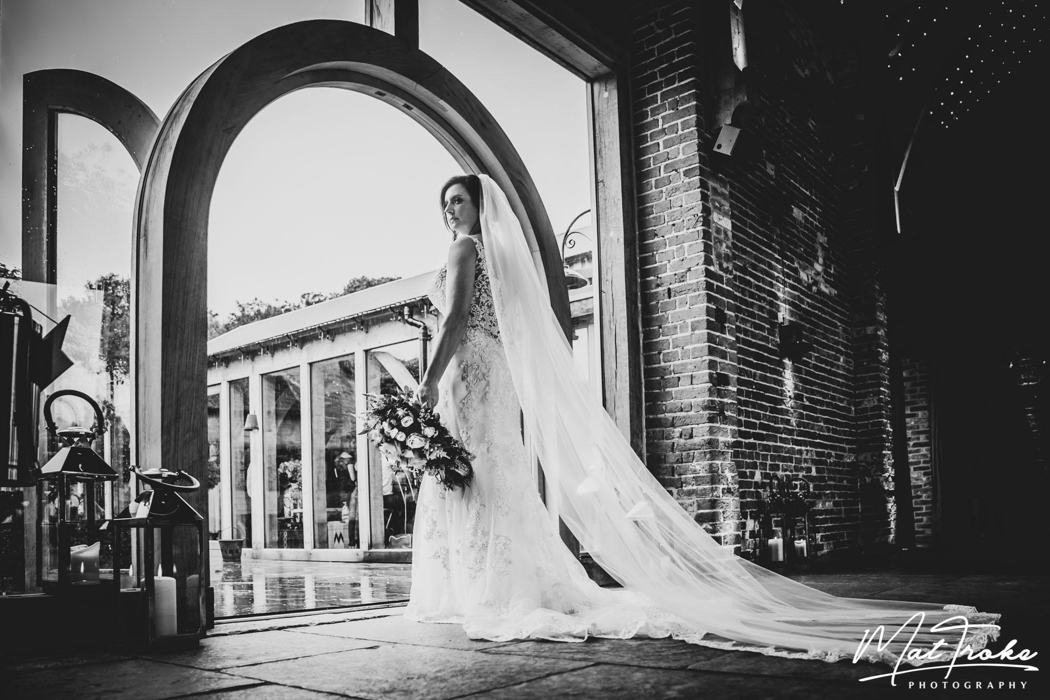 Hazel Gap Barn - Wedding Photography