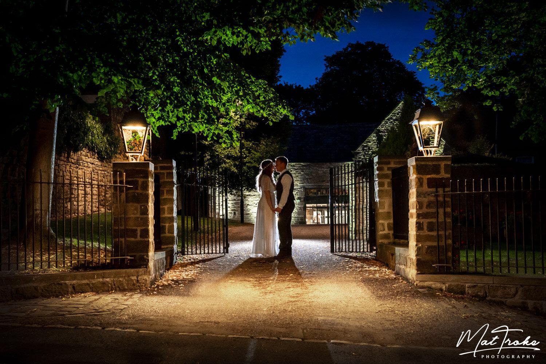 Dronfield Barn - Chesterfield, Twilight Blue Hour