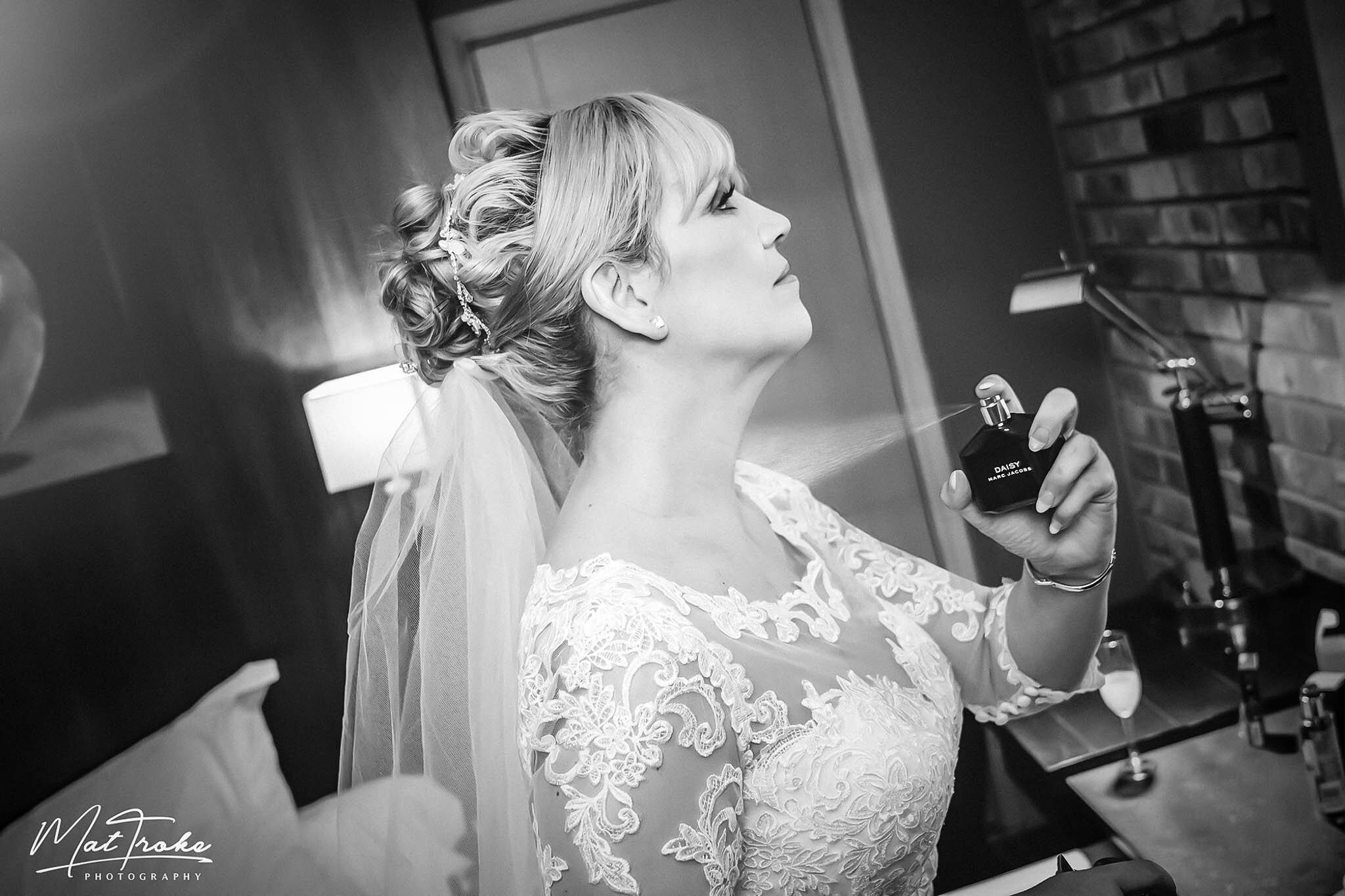 Mour Hotel Wedding - Annesley