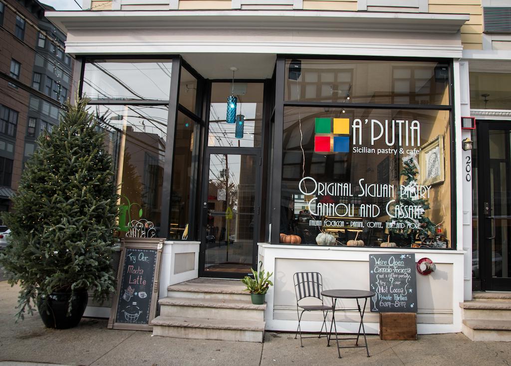 A'Putia and Hoboken Hot House