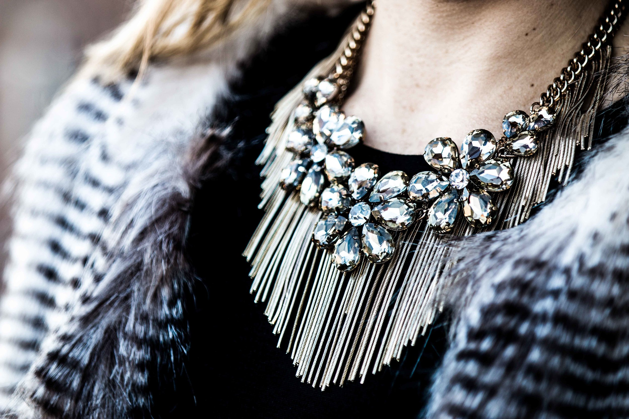 bling and chain