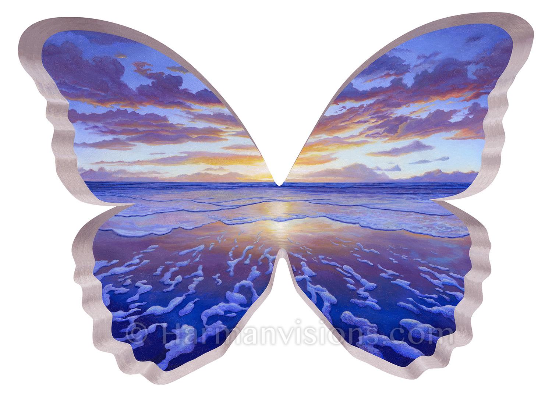 Butterfly Sunrise