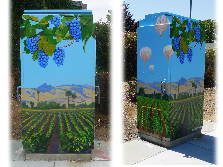 Garlic and Wine, Gilroy CA