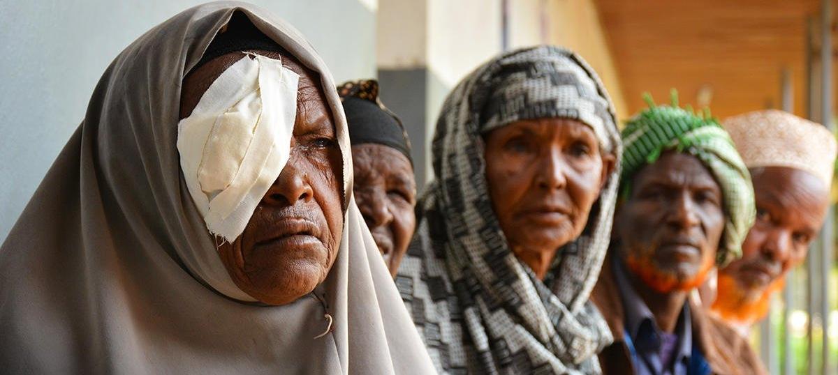 Saving An Eye From Blindness
