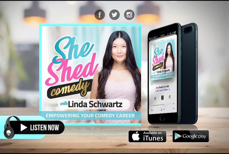 Linda Schwartz - Creator | Host | Stand-Up Comedian