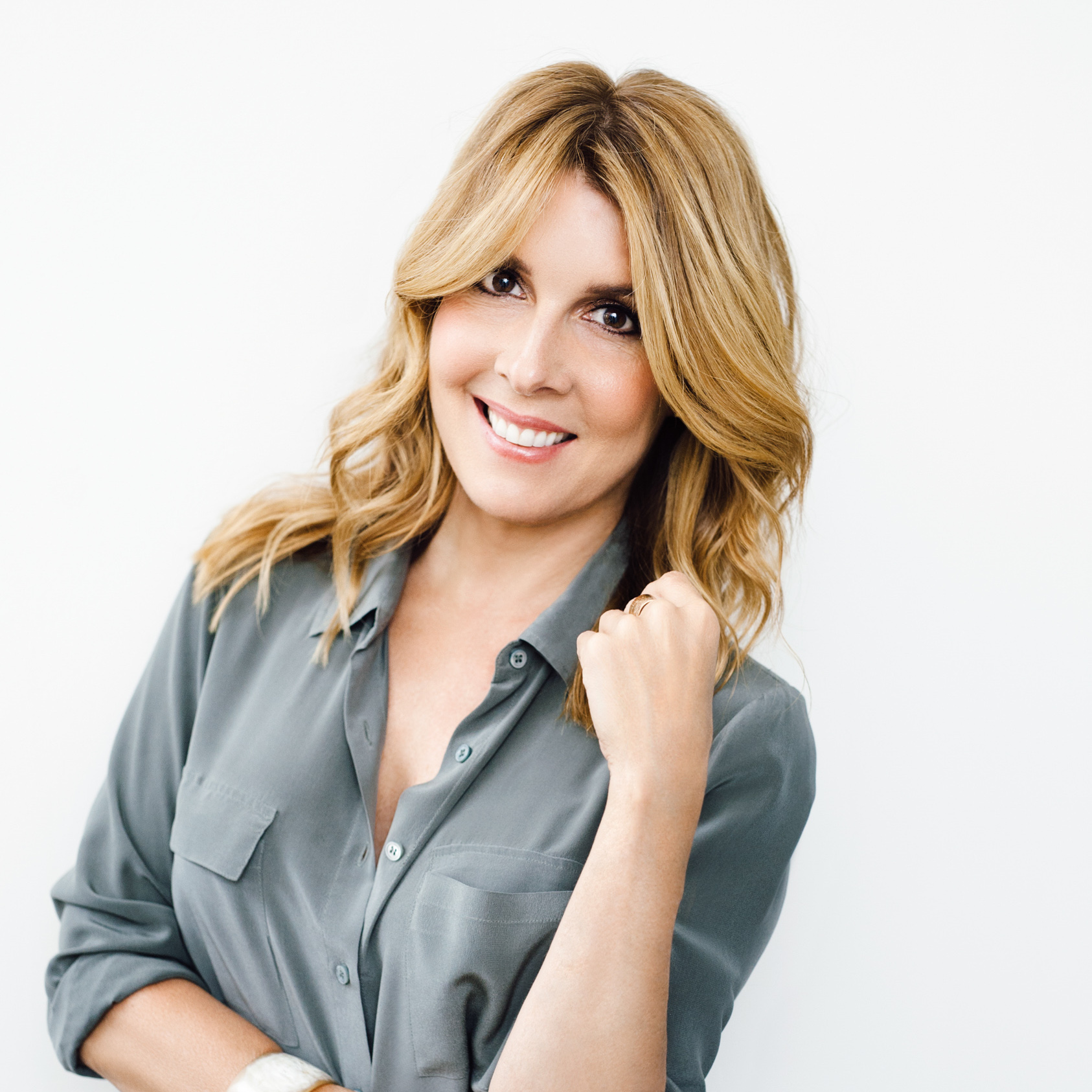 MICHELE PROMAULAYKO   Editor in Chief ,  Cosmopolitan