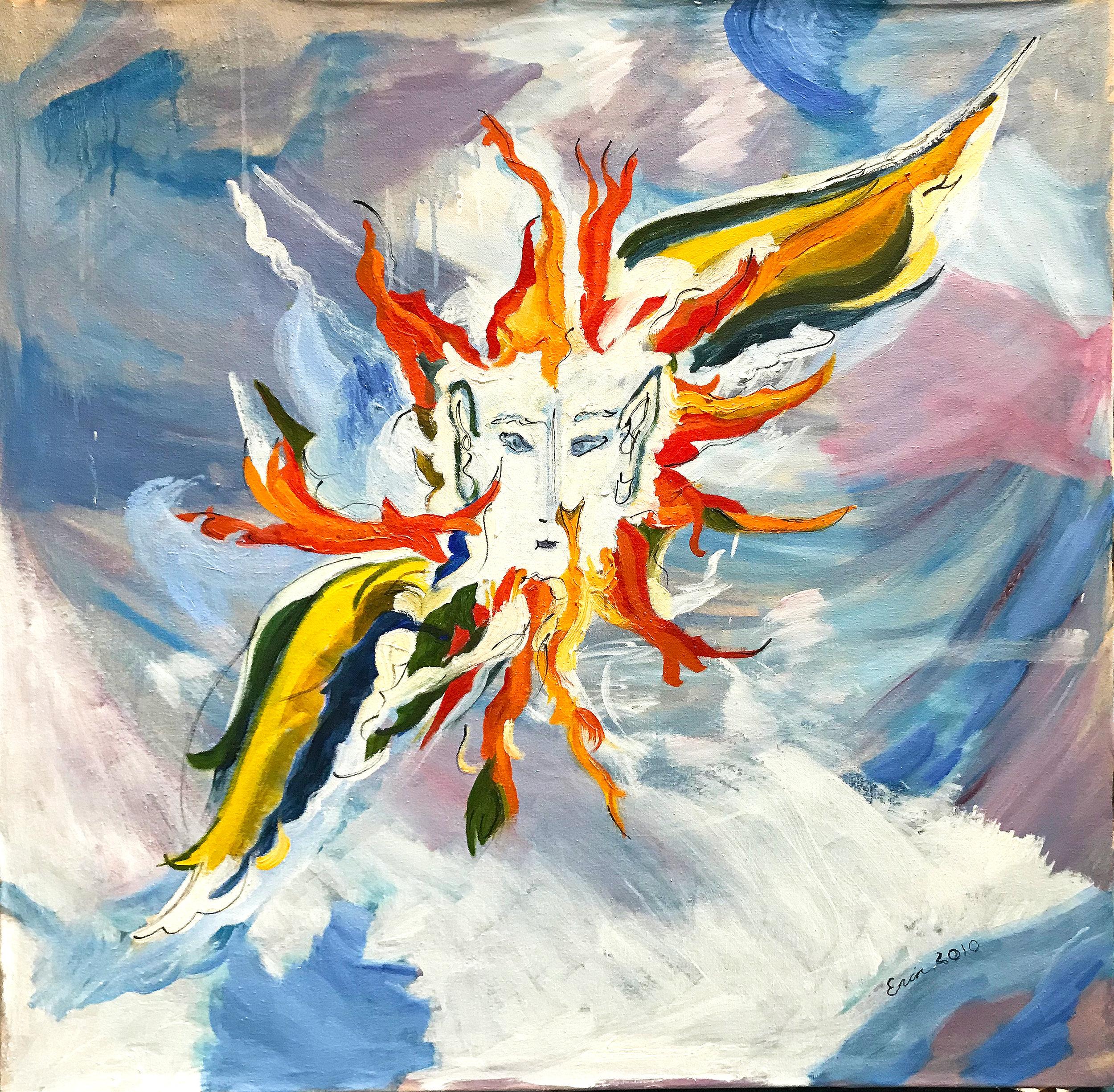 Seraphim  by Erin Matson. © Erin Matson 2010.