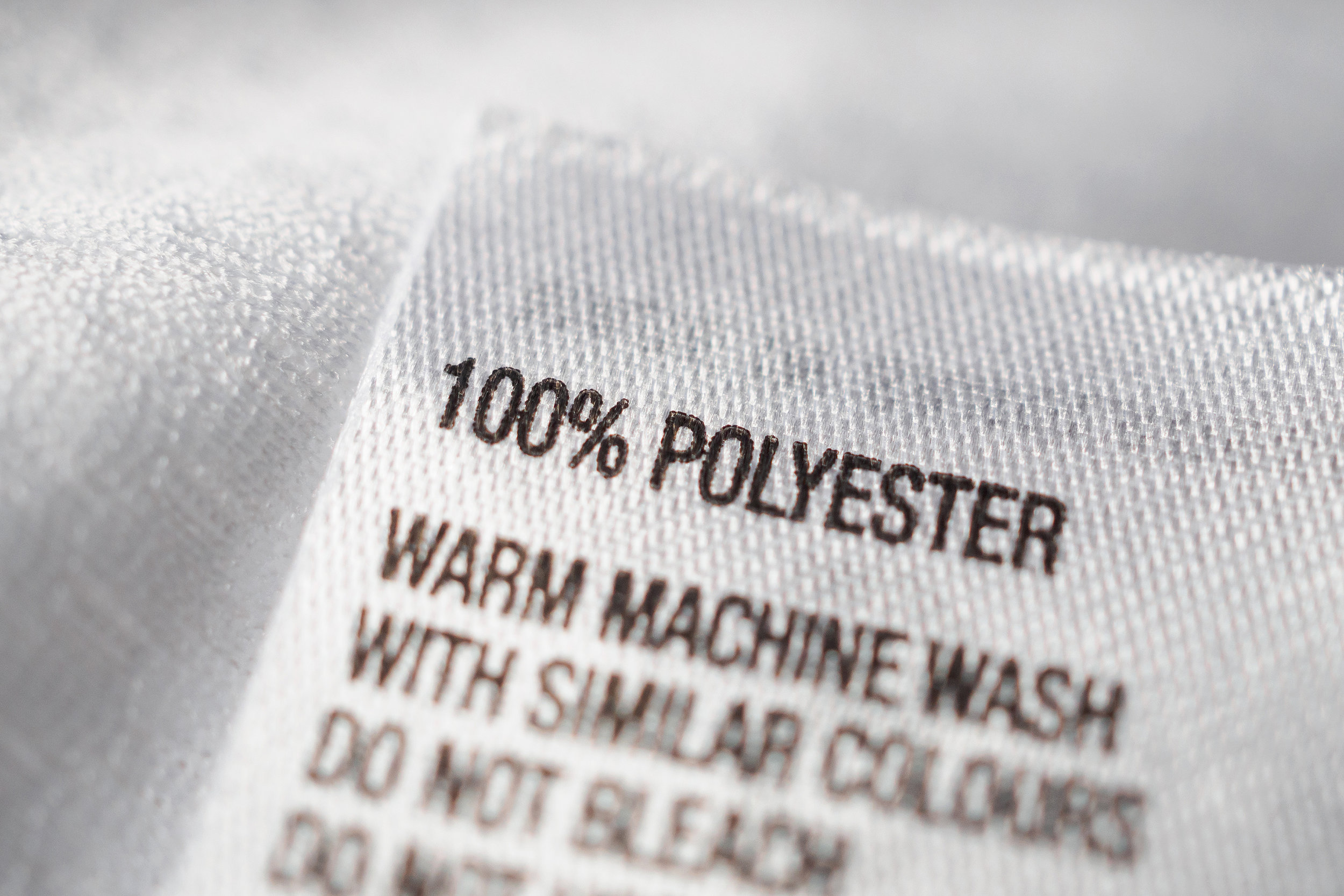 """The plastic in our clothes - Friends of the Earth are calling on the fashion industry to do more to tackle plastic pollution, as new figures highlight that the sector is a """"significant contribution"""" to the problem.The environmental campaign group states clothes washing in the UK is estimated to generate around 4,000 tonnes of plastic microfibre pollution every year, of which 1,600 tonnes could be ending up in our rivers and estuaries.Full article here"""