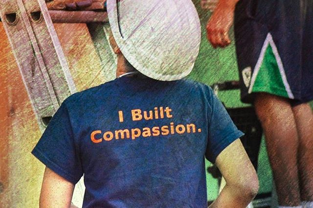 We've Succeeded! Compassion is spreading. Volunteers are looking beyond themselves.