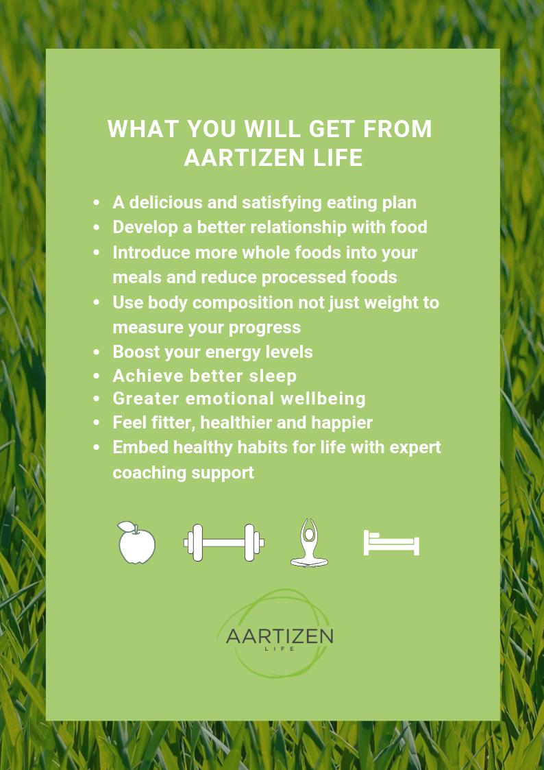 Aartizen life plan benefits Oct 2018.png