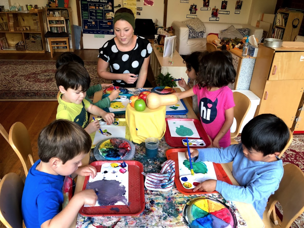 Arts, crafts and creative expression