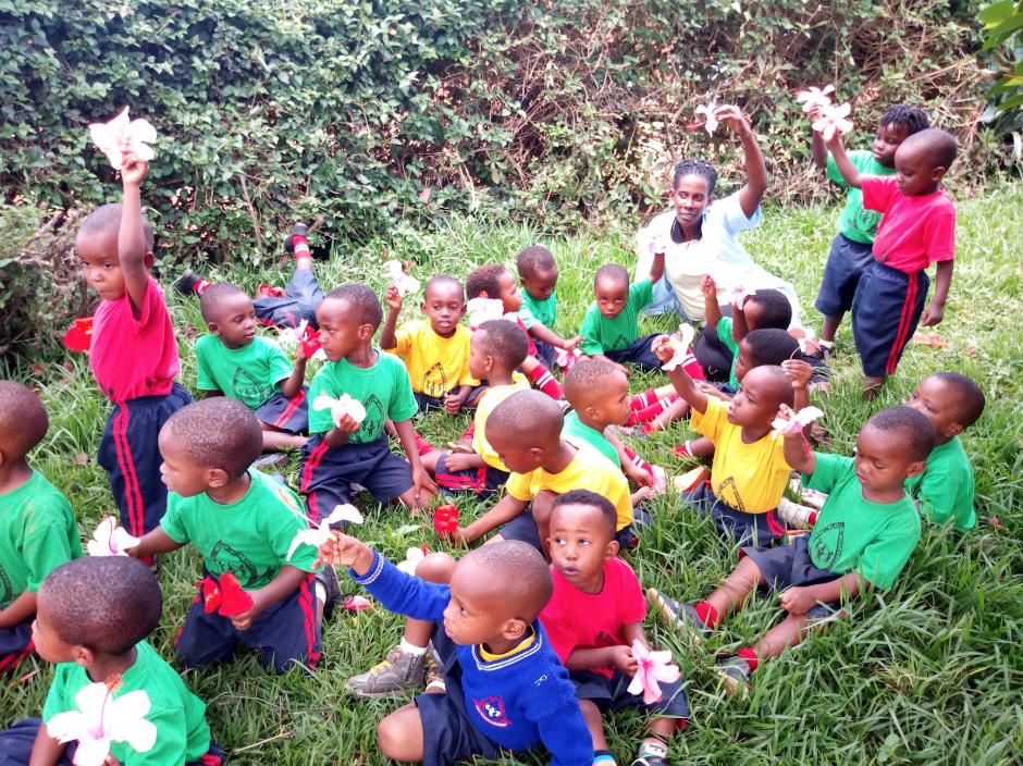 ICRI Rwanda - Exploring Nature