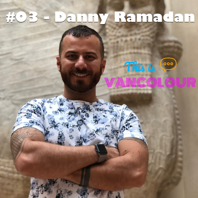 Danny Ramadan is an LGBTQ Refugee Activist. His critically-acclaimed debut English novel, The Clothesline Swing, is available now.