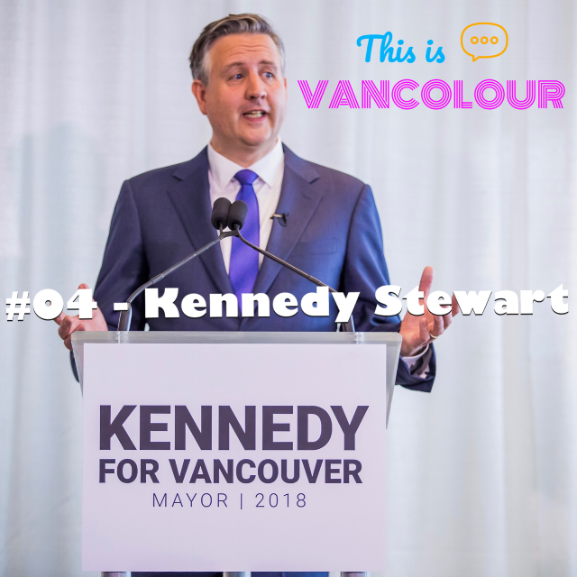 Kennedy Stewart is a leading, independent Vancouver mayoral candidate and a former Member of Parliament.