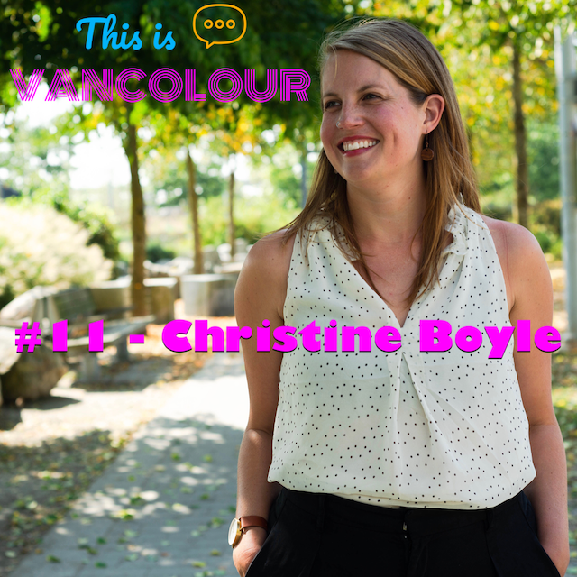 Christine Boyle is a OneCity Vancouver City Council candidate for the City of Vancouver.