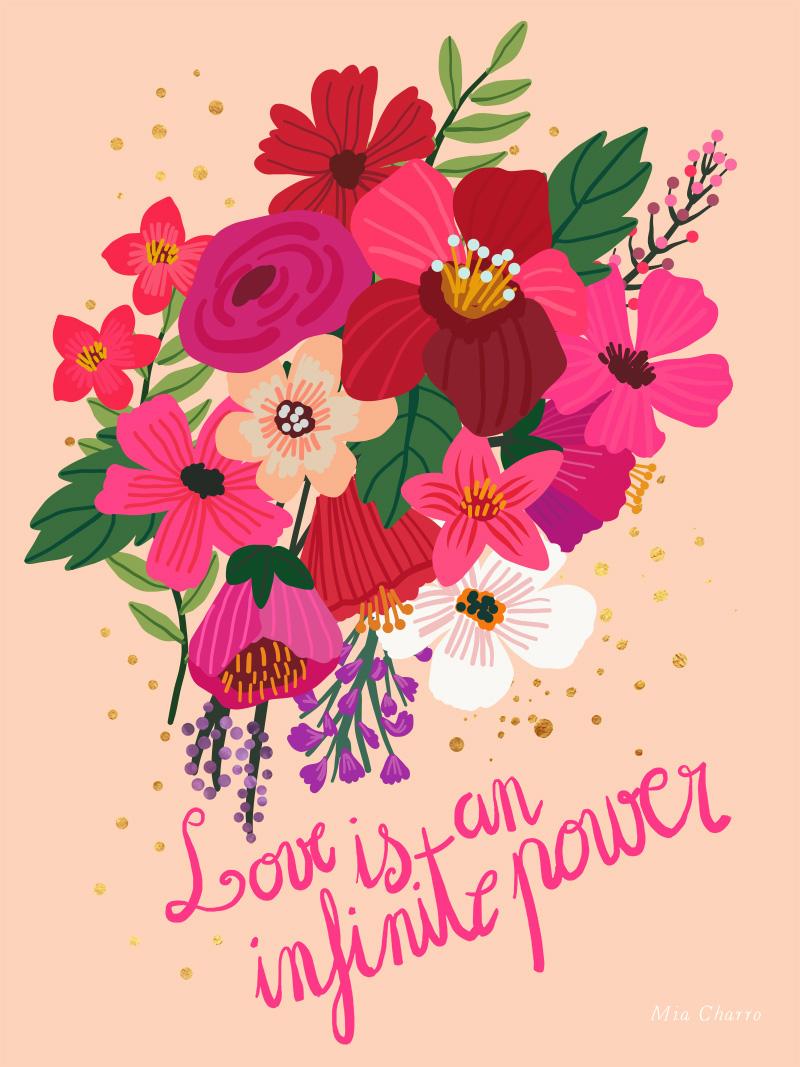 Mia Charro Flowers