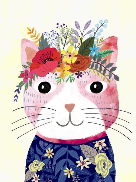 Mafi the cat- Mia Charro