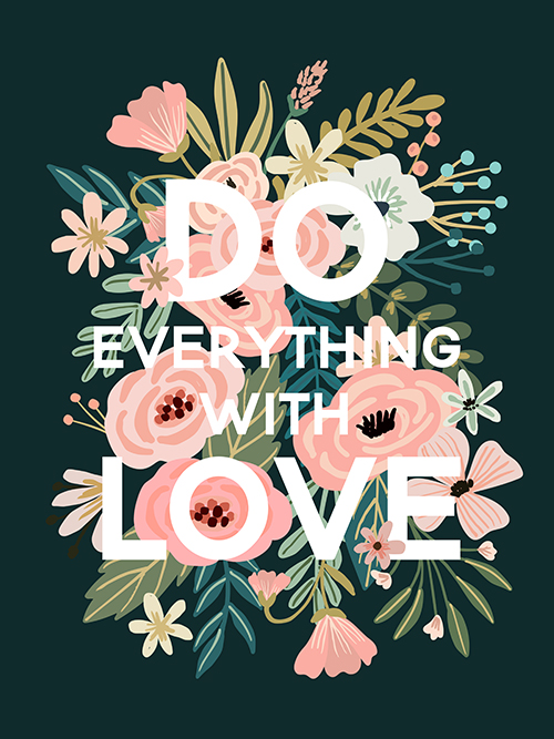 Do everything with love-72