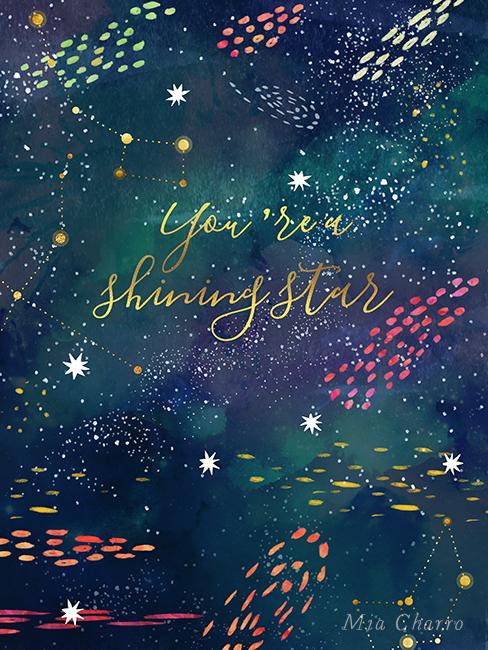 Shining Star - Mia Charro
