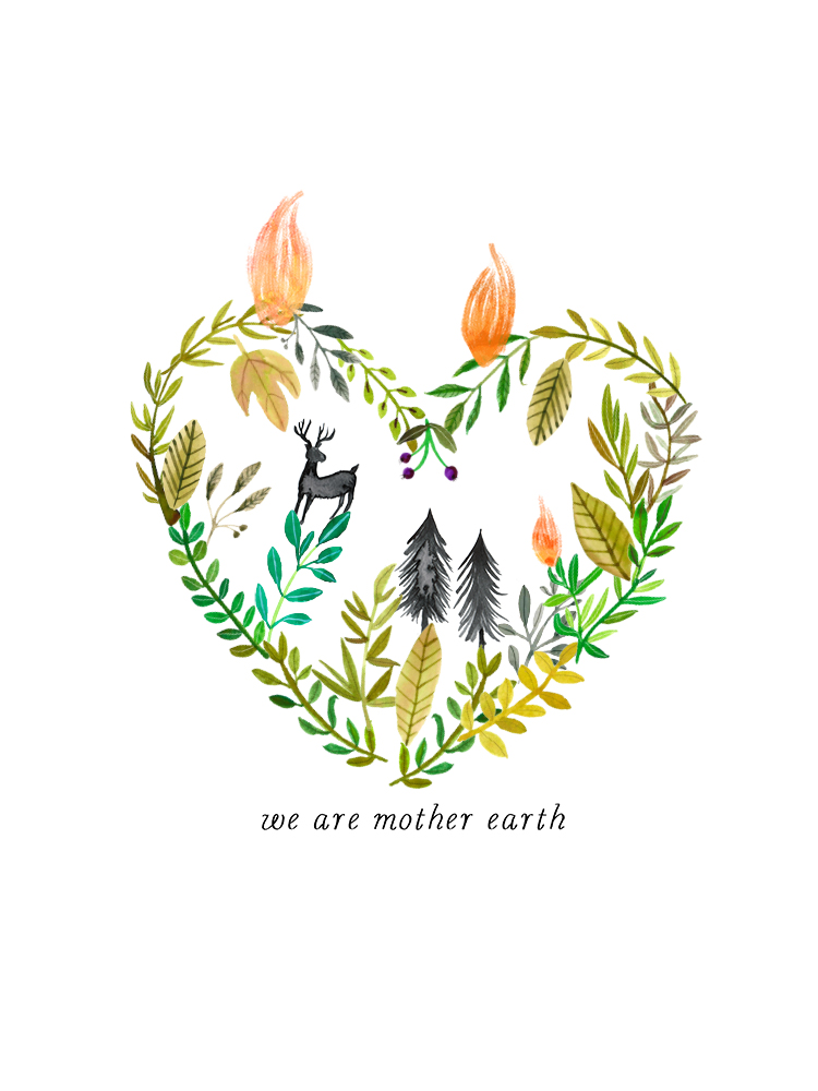 we are mother earth-MiaCharro