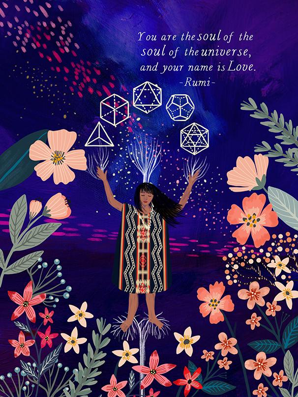 Native Magic-Mia Charro
