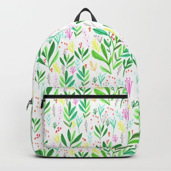 backpack-Mia Charro