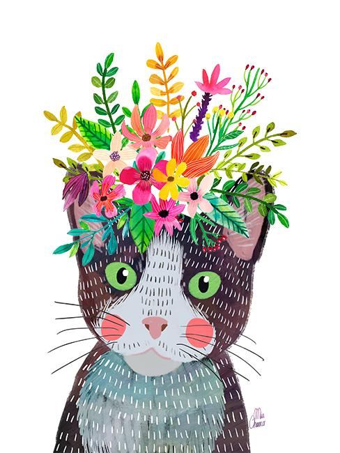 Cat-Mia Charro