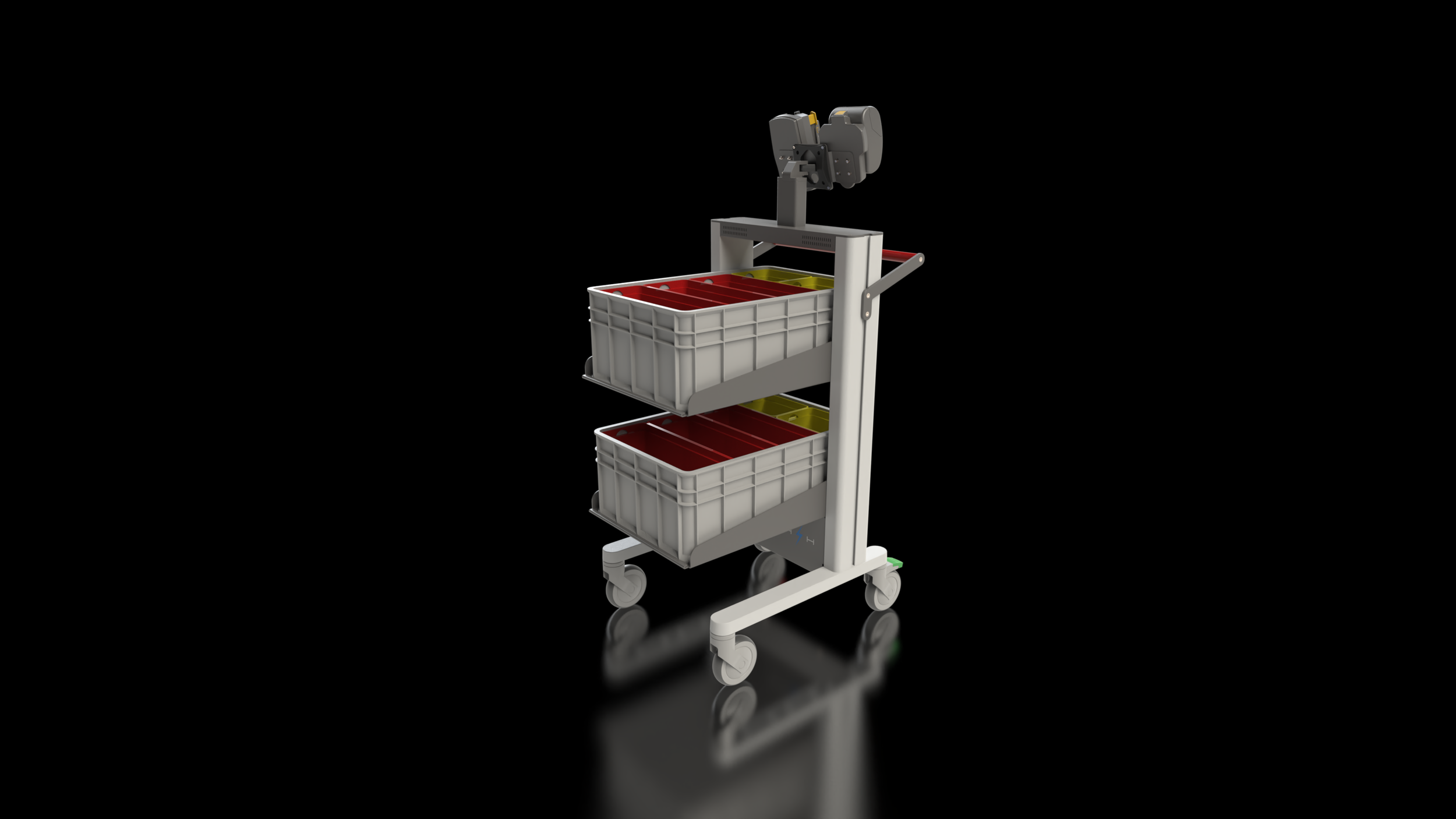 fulfillment-cart-order-picking-cart